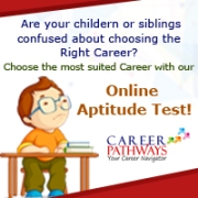 Online Aptitude Test , Career Counseling in Mumbai